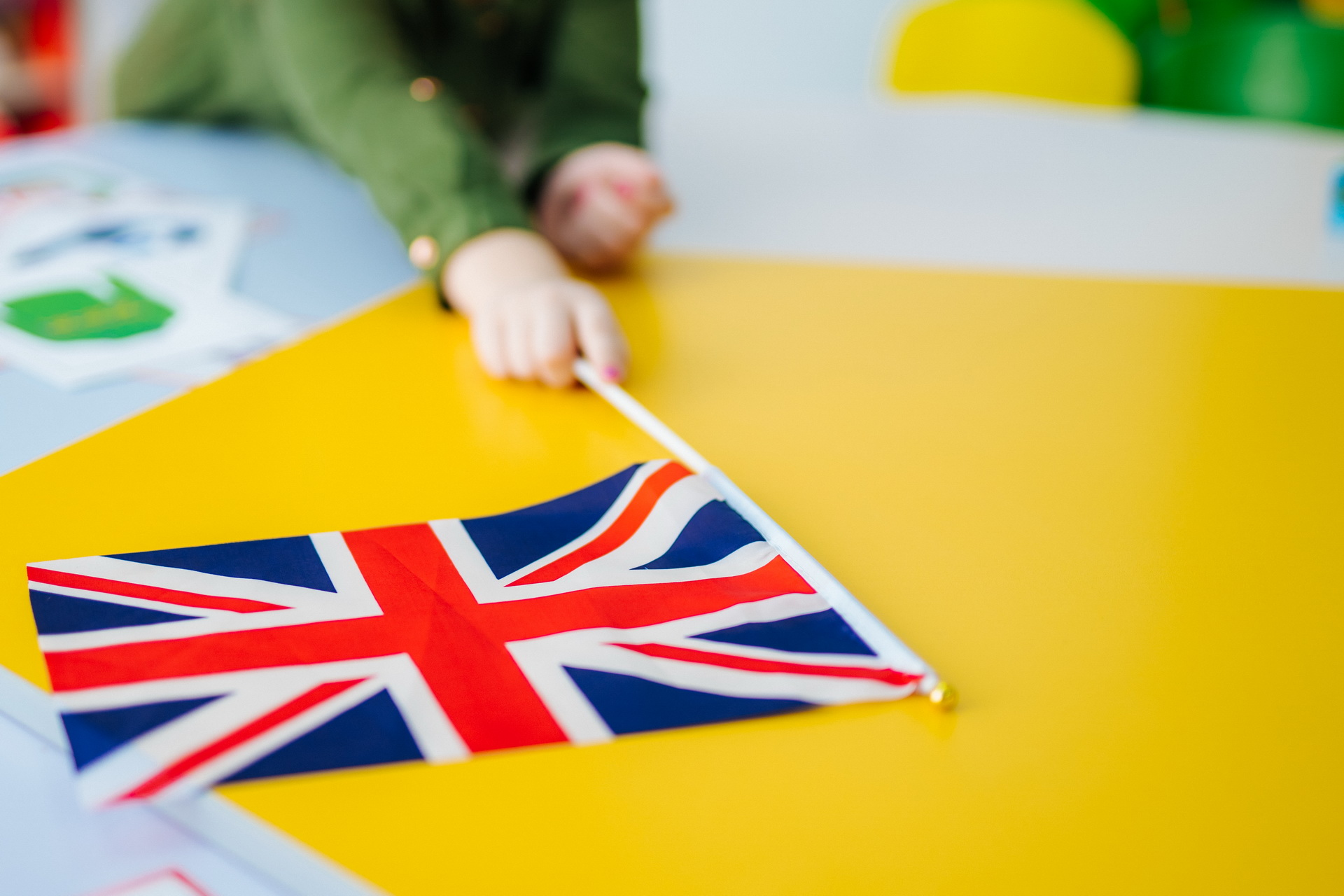 English language courses for Beginners