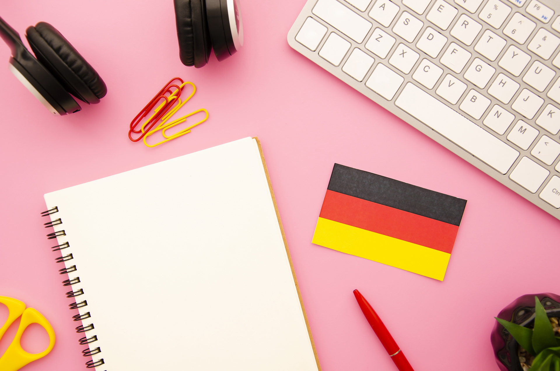 Specialized courses - German language for business