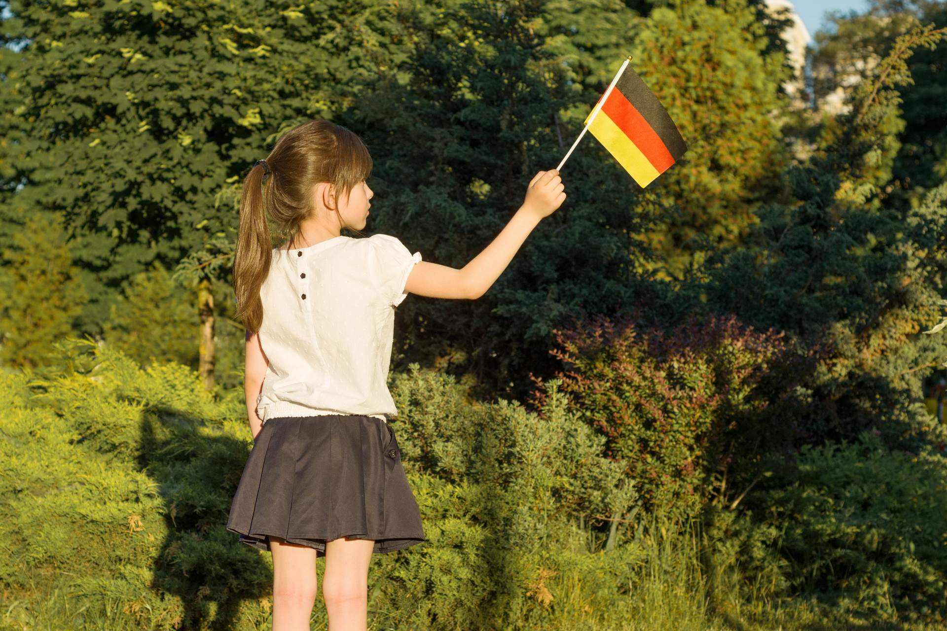 German language courses for children